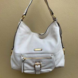 Micheal Kors white shoulder bag